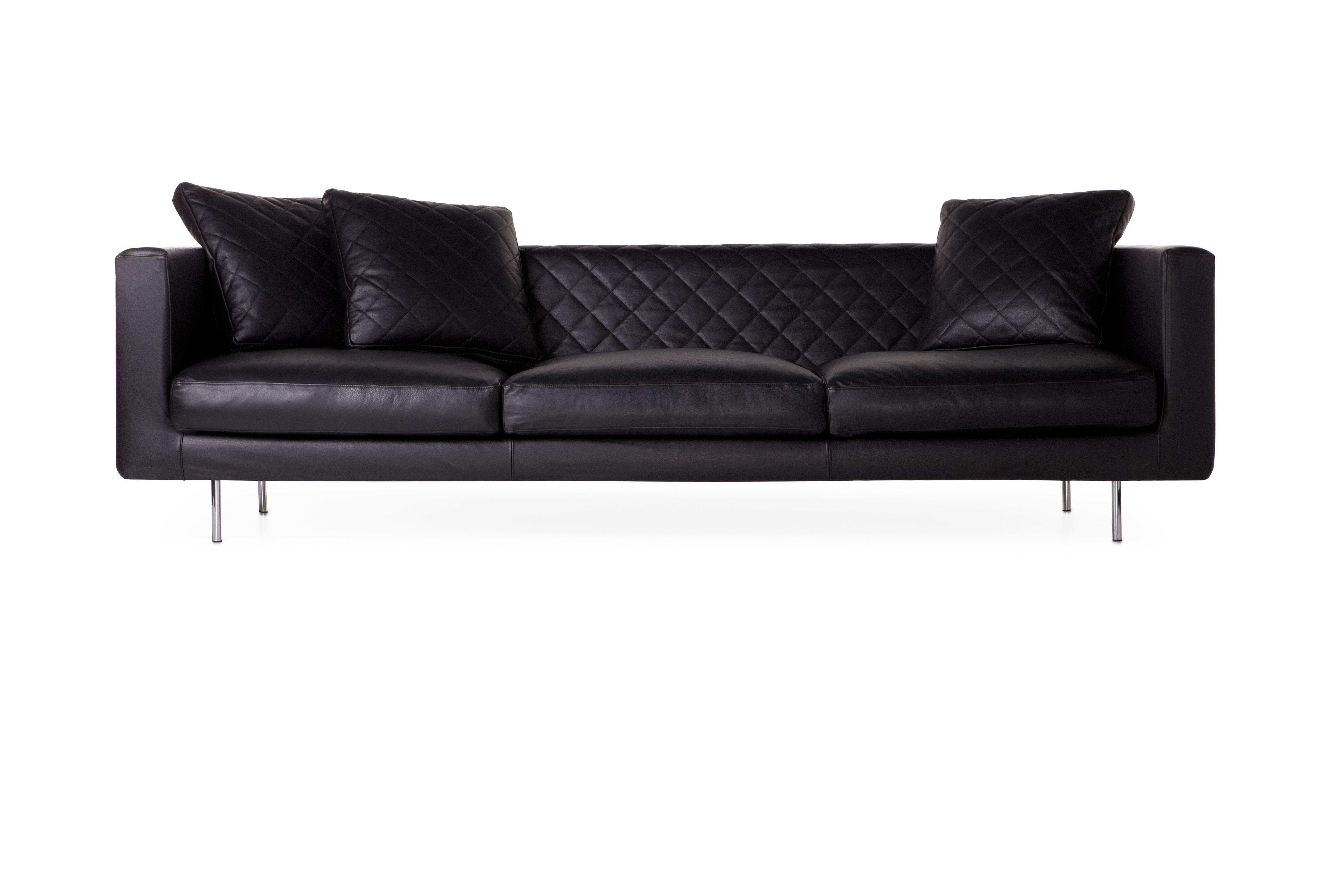 Boutique Leather Sofa