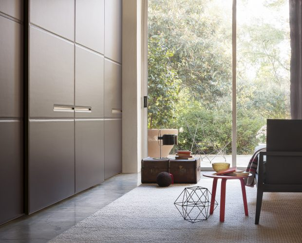 Lema Sliding Door Wardrobe