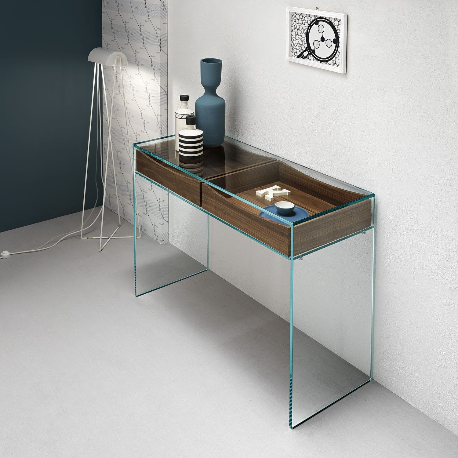 tonelli design gulliver 2 console table buy from. Black Bedroom Furniture Sets. Home Design Ideas