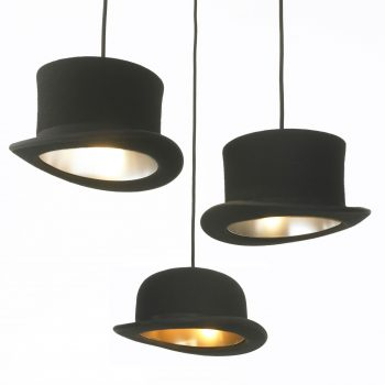 Jeeves & Wooster Suspension Lights