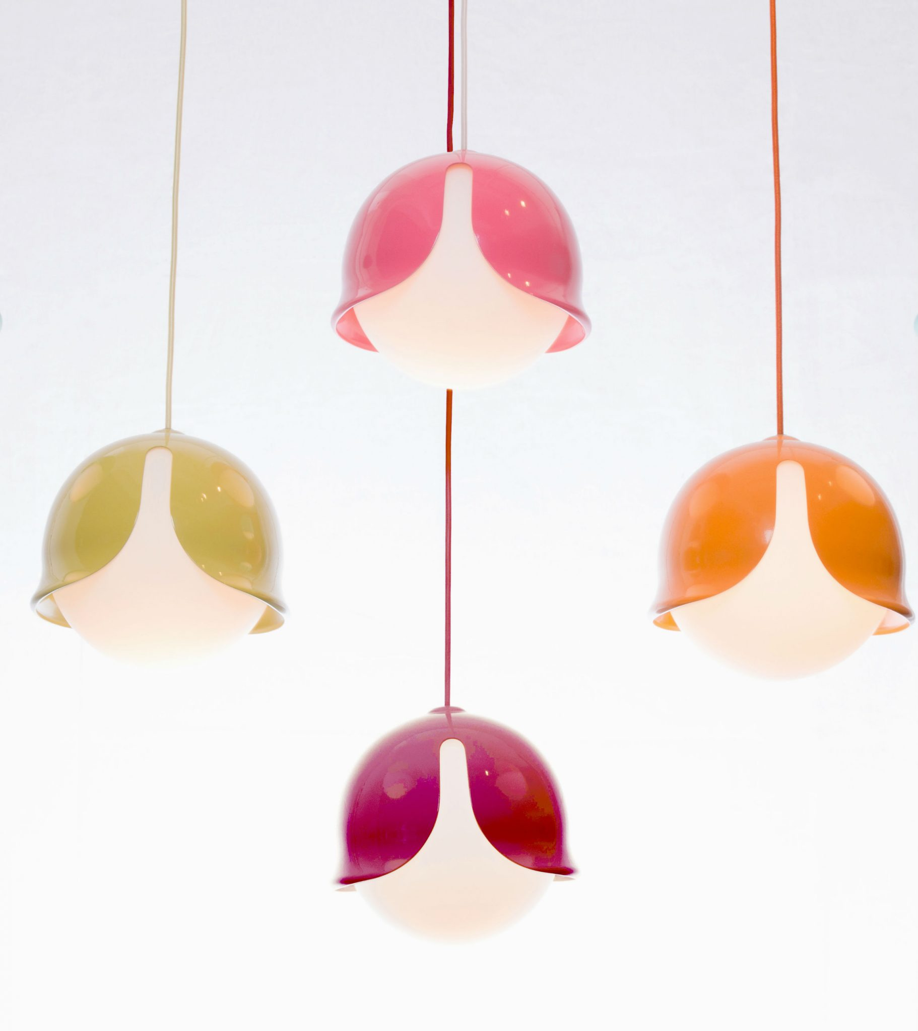 Innermost snowdrop suspension light buy from campbell for Suspension led design