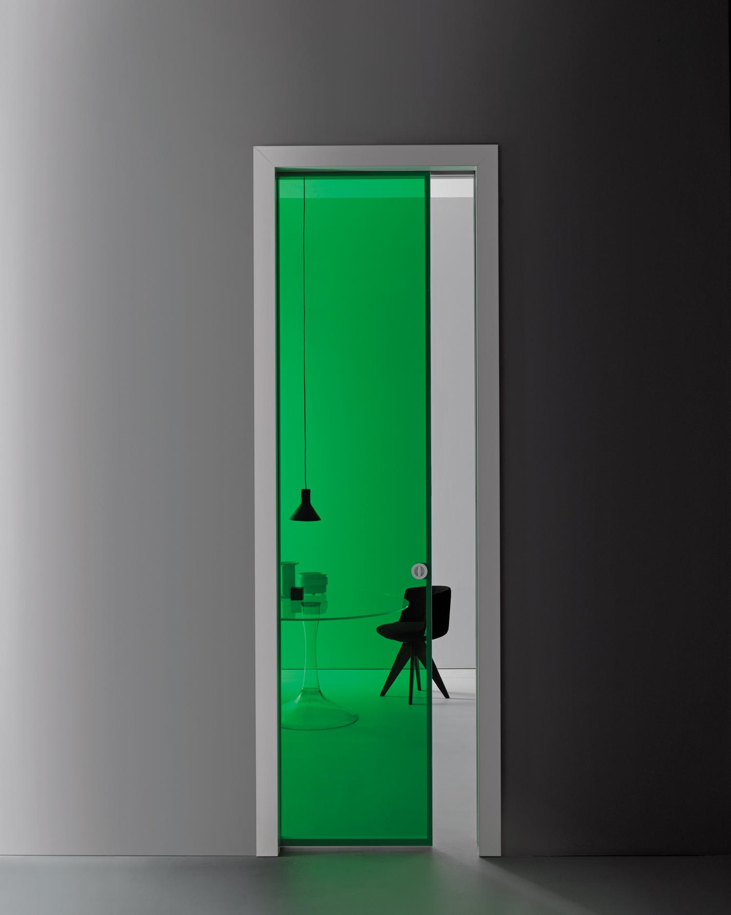 Aladin Pocket Door with Frame