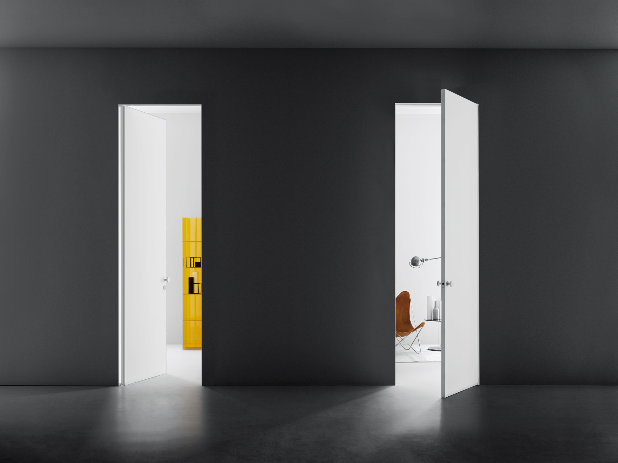 Aladin Hinged Door with Frame