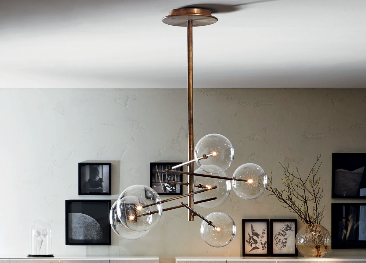 Gallotti Bolle Suspension Light