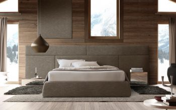 Oriente Bed without Headboard
