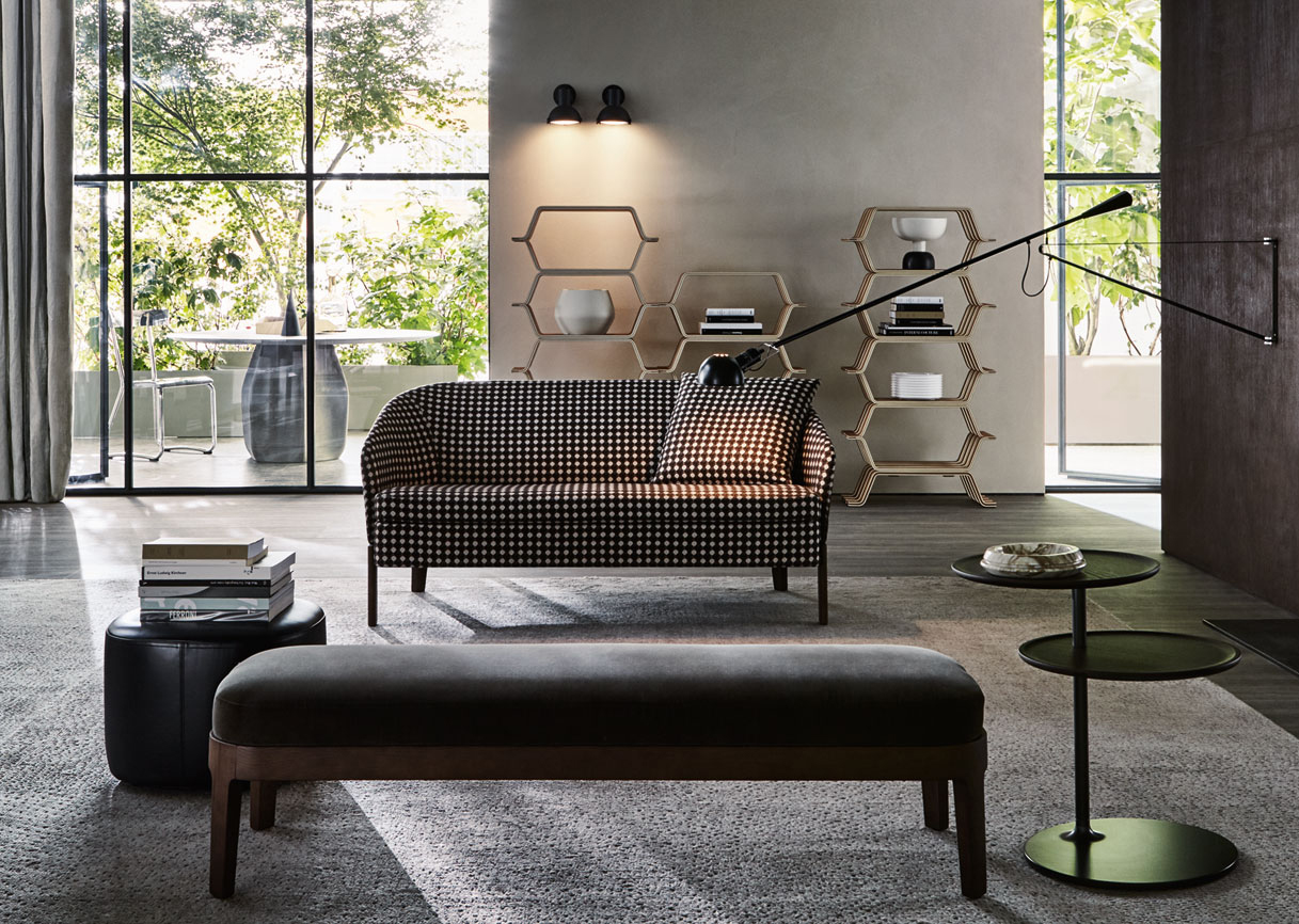 molteni c chelsea sofa buy from campbell watson uk. Black Bedroom Furniture Sets. Home Design Ideas