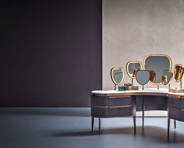 Flou & Natevo Kara Dressing Table