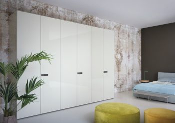 Icona Hinged Wardrobe