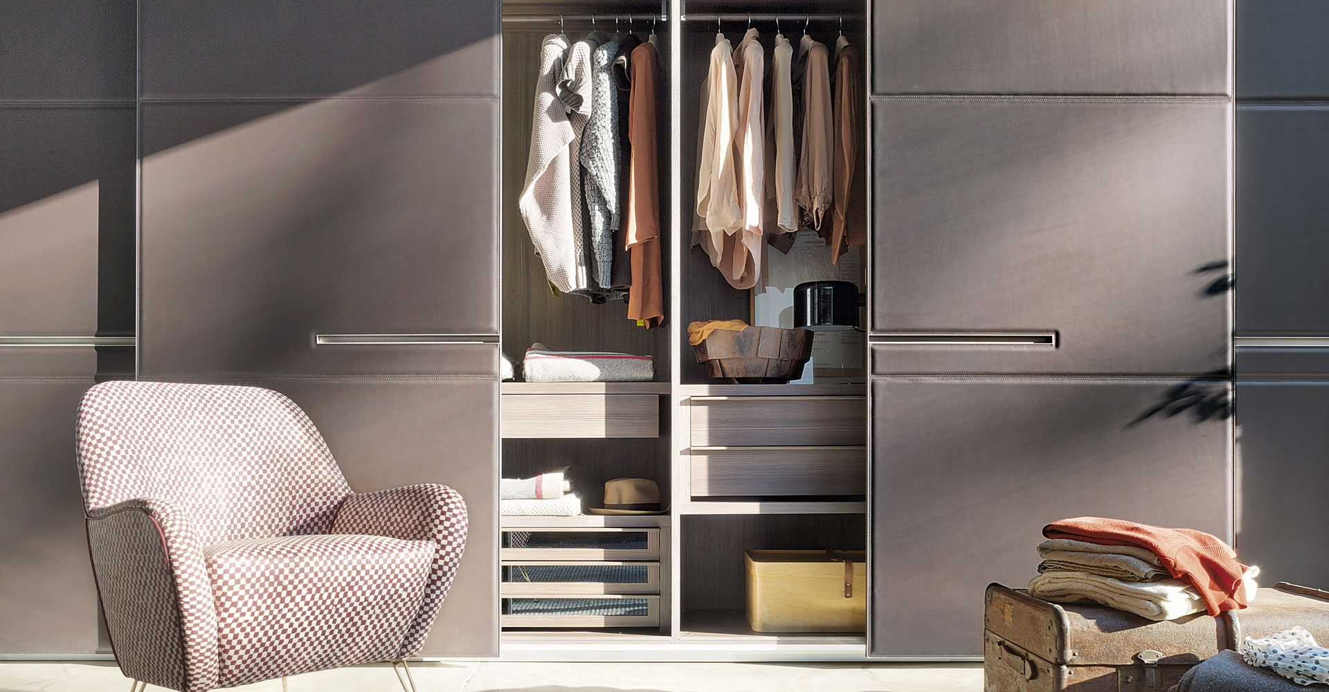 We Offer A Vast Range Of Italian Made Wardrobes From A Selection Of Top  Designer Brands. Our Experienced Team Can Design And Install Any Of Our  Modern ...