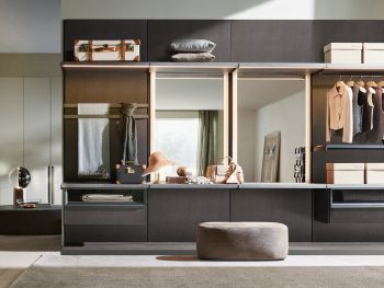 Molteni Master Dressing Walk in Wardrobe
