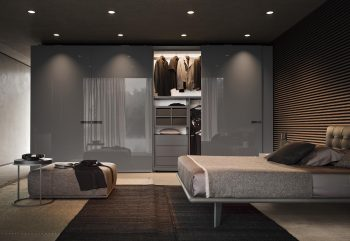 Icona Sliding Door Wardrobe