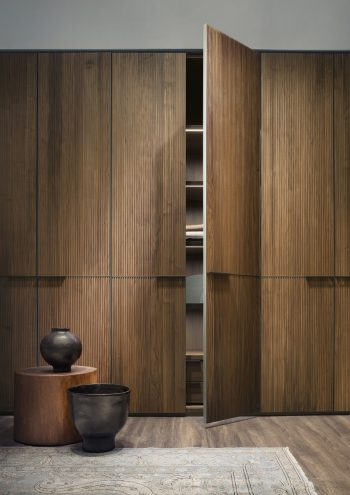 Lema Seryasse Hinged Door Wardrobe