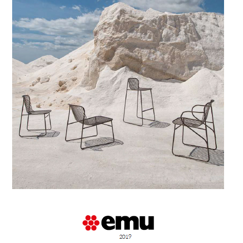 Emu 2019 Catalogue Cover