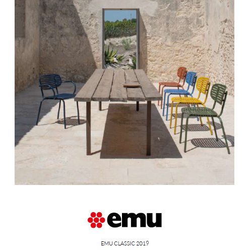 Emu 2019 Classic Catalogue Cover