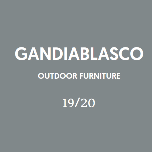 Gandiablasco 2019 Outdoor Furniture Cover