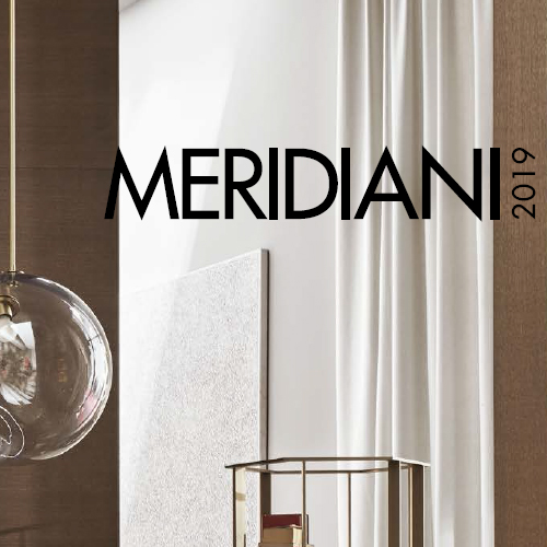 Meridiani 2019 Catalogue Cover