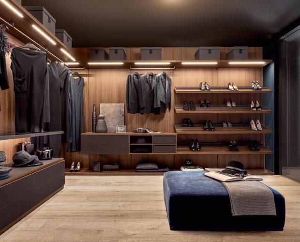 Anteprima Walk in Wardrobe