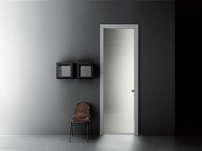 Aladin Framed Pocket Door