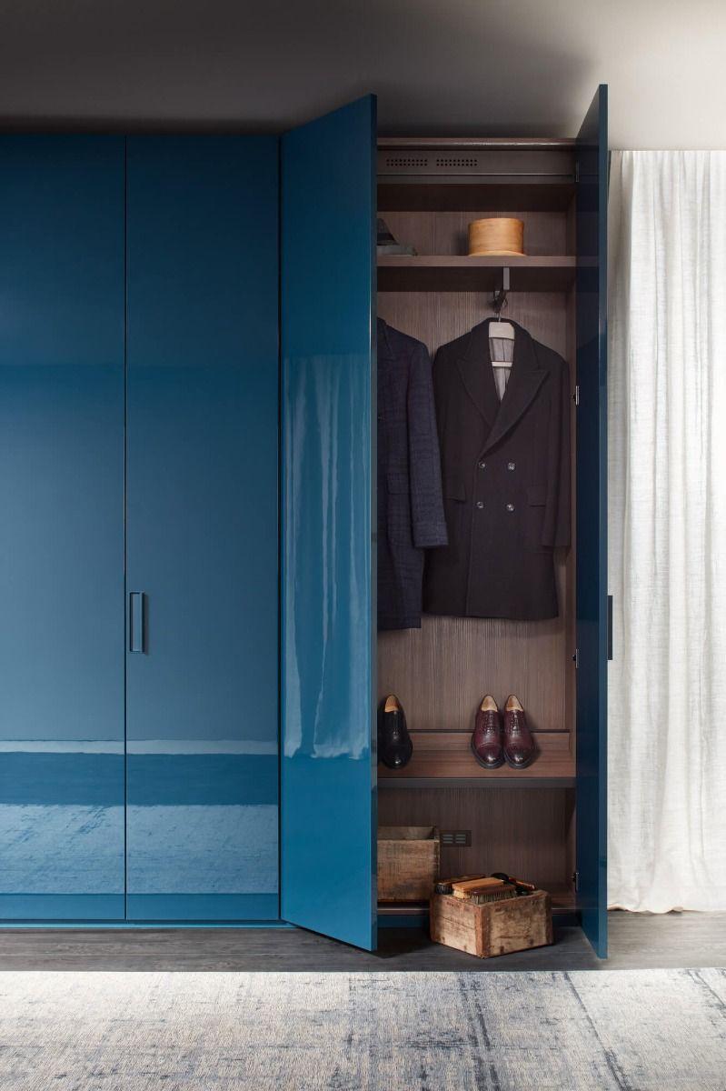 Lema Prima Hinged Door Wardrobe