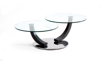 Cattelan Italia Cobra Inox Coffee Table