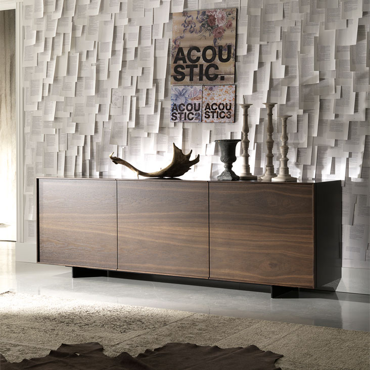 cattelan italia oxford sideboard. Black Bedroom Furniture Sets. Home Design Ideas