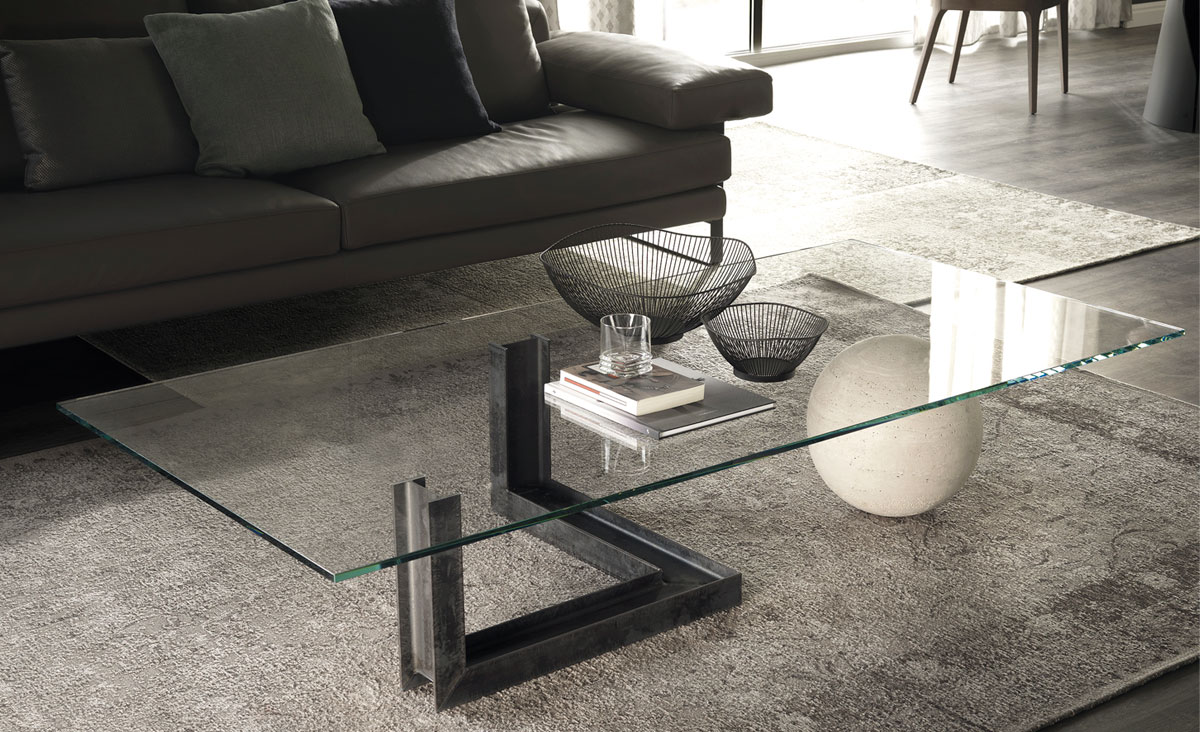 cattelan italia levante coffee table. Black Bedroom Furniture Sets. Home Design Ideas