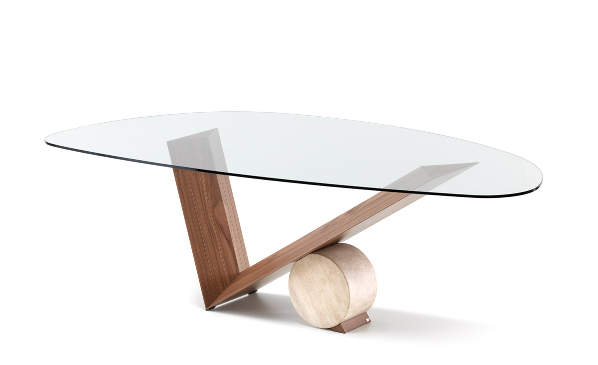 Cattelan italia valentino table for Table 09 reviews