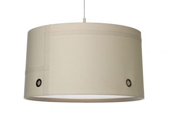 Clearance: Fork XL Ivory Suspension Lamp Diesel (New)