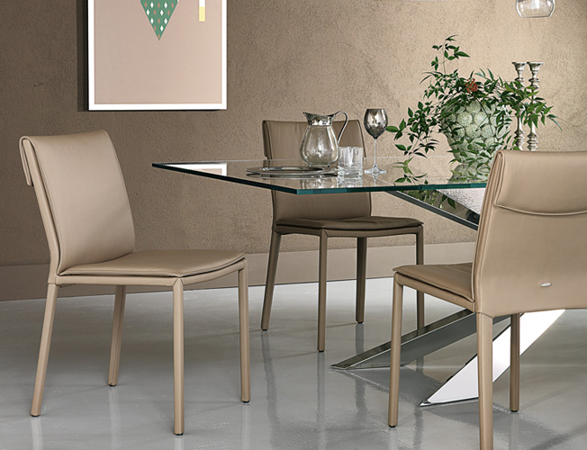 Clearance: Isabel Chair Cattelan Italia (New)