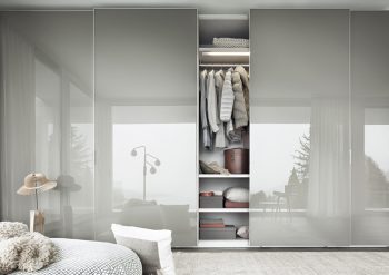 Lema Fina Sliding Door Wardrobe