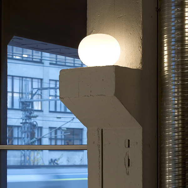 Flos Glo-Ball Basic Table/Floor Lamp