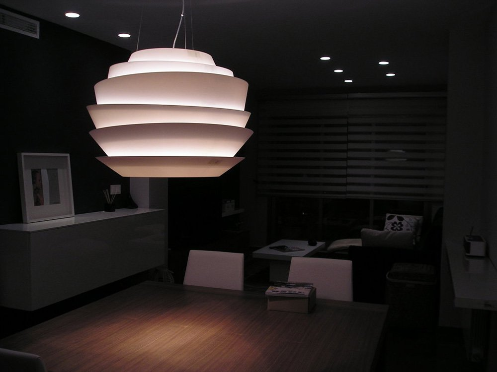 foscarini le soleil suspension lamp buy from campbell. Black Bedroom Furniture Sets. Home Design Ideas