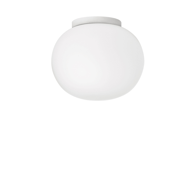 Flos Mini Glo-Ball Wall/Ceiling Light