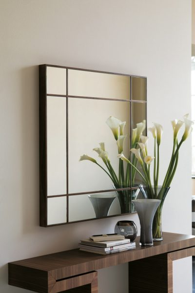 Porada Four Seasons Quadrato Mirror