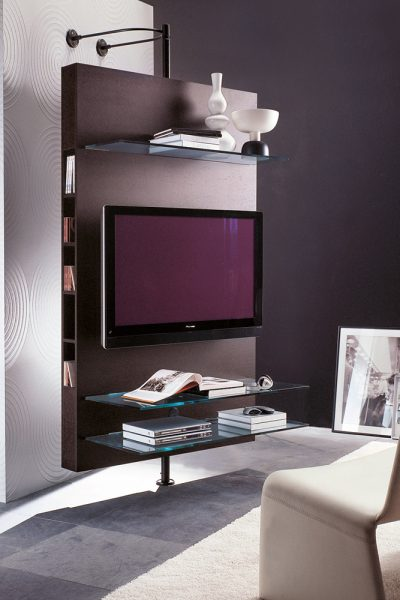 Porada MediaCentre Wall TV Stand