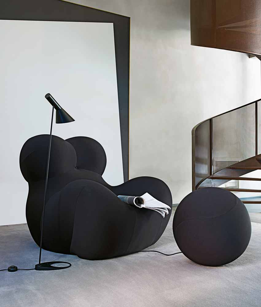 B&B Italia Serie Up 2000 Armchair   buy from Campbell Watson UK