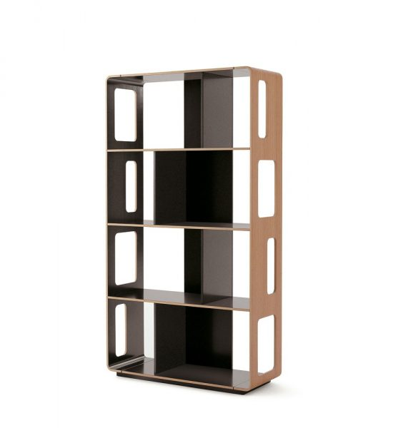 B&B Italia Arne Bookcase Desk
