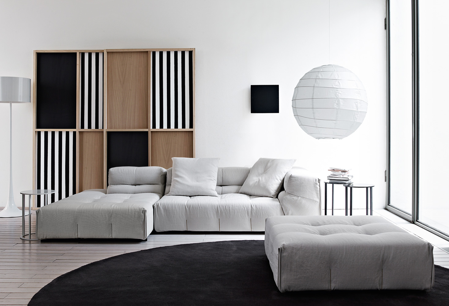 b b italia tufty too sofa buy from campbell watson uk. Black Bedroom Furniture Sets. Home Design Ideas