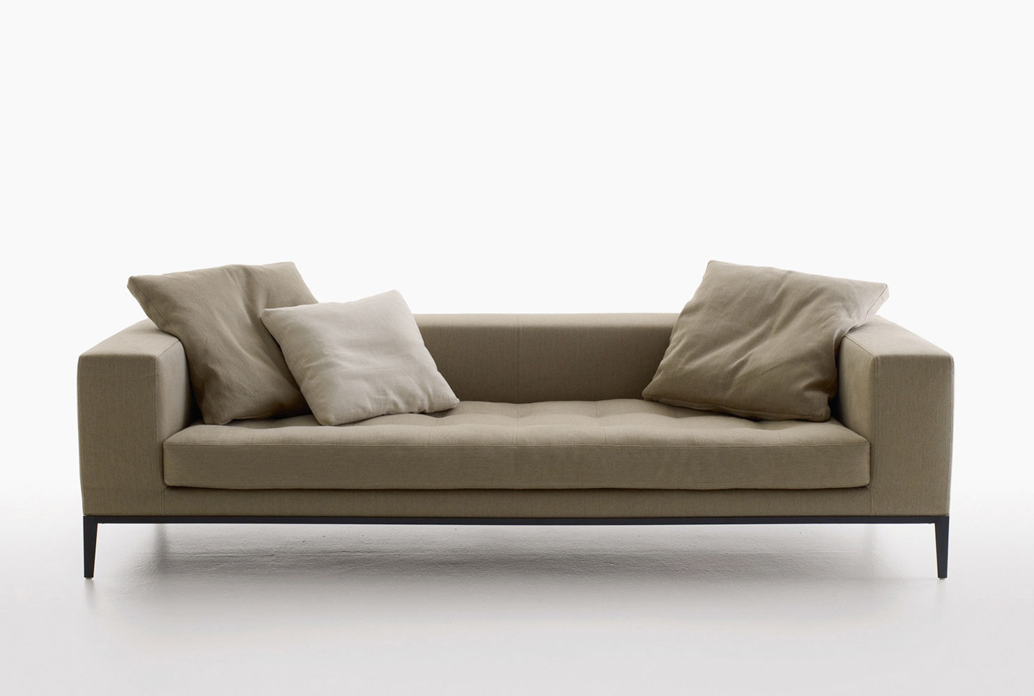 Maxalto b b italia simplex 2 sofa buy from campbell for B b couch