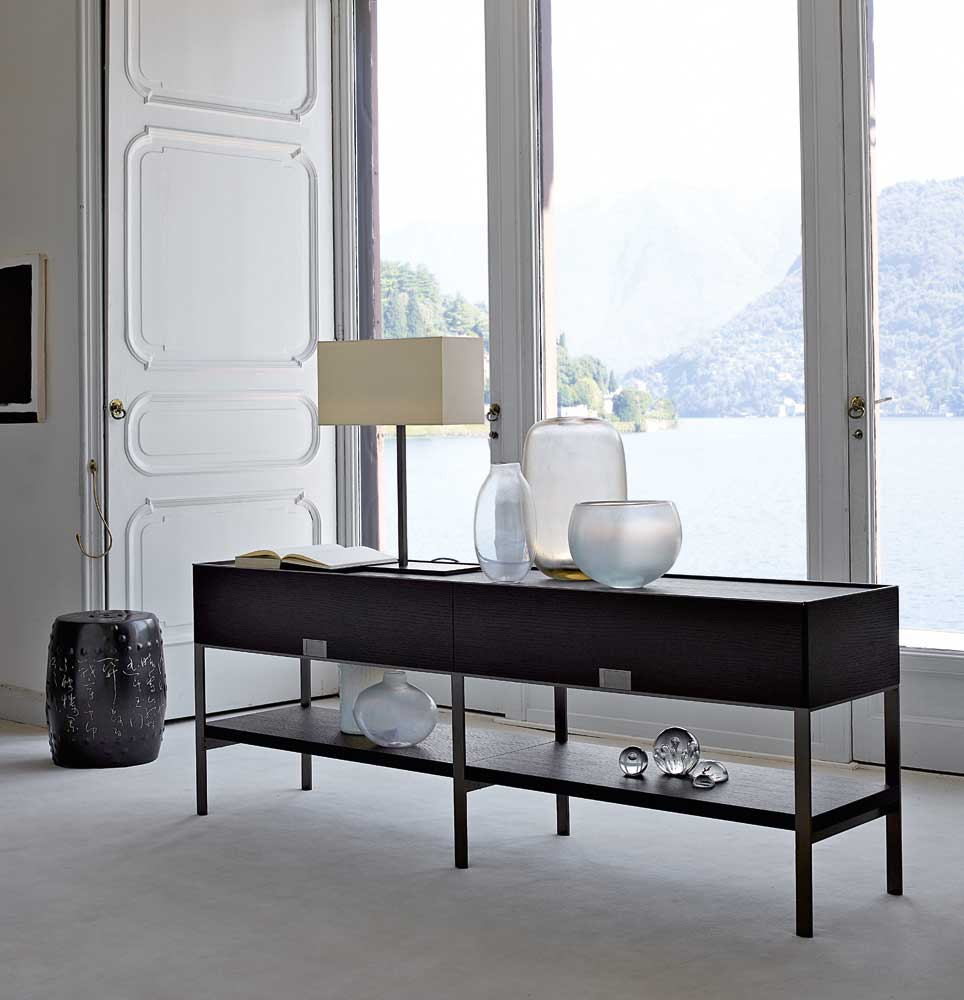 maxalto b b italia eracle console table buy from campbell watson uk. Black Bedroom Furniture Sets. Home Design Ideas