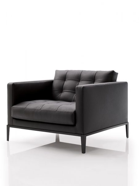 B&B Italia Project AC Lounge Armchair