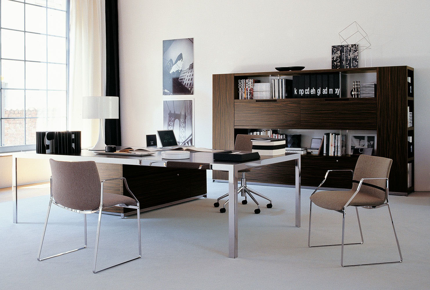 B B Italia Project Ac Executive Office Furniture Buy From Campbell Watson Uk