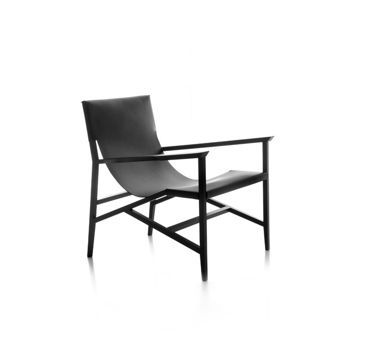 Isotta Leather Armchair