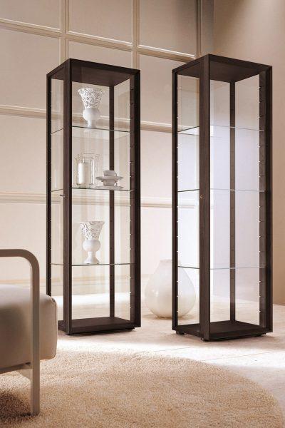 Porada Chiara Glass Cabinet