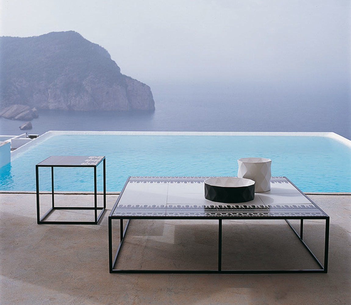 b b italia outdoor canasta coffee table buy from campbell watson uk. Black Bedroom Furniture Sets. Home Design Ideas
