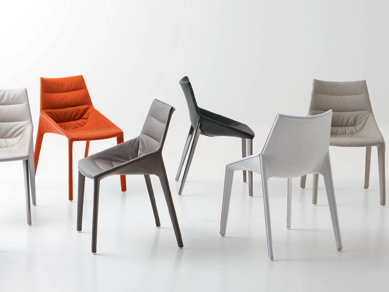 Molteni Amp C Outline Chair