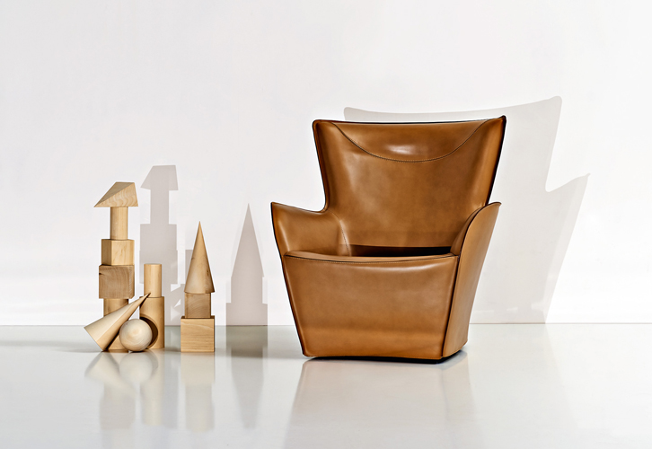 Molteni & C Mandrague Armchair