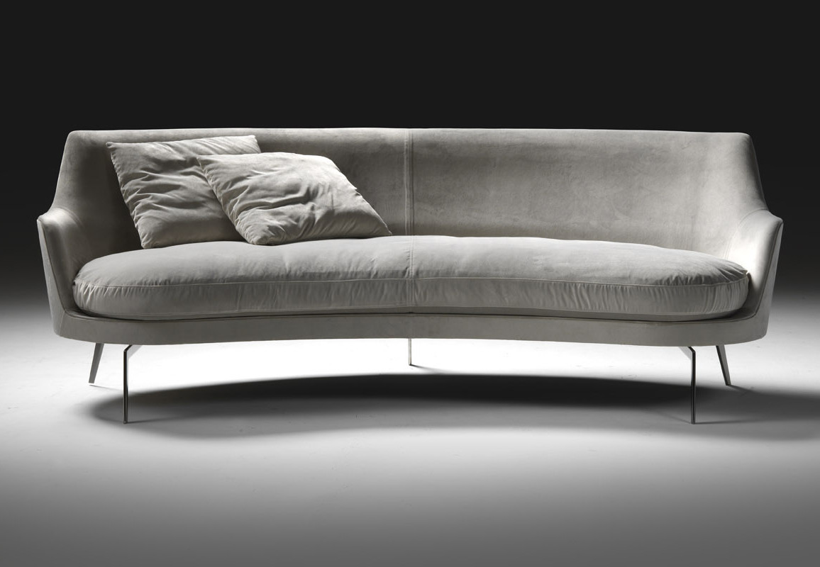 flexform guscio sofa. Black Bedroom Furniture Sets. Home Design Ideas