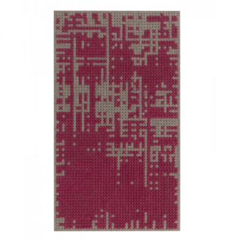 GAN Abstract Mini Rug