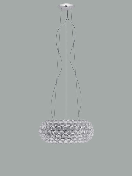 foscarini caboche led suspension light buy from campbell. Black Bedroom Furniture Sets. Home Design Ideas